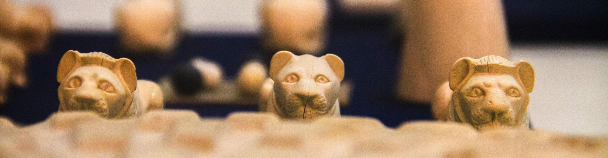 Les félins dans l'Égypte ancienne